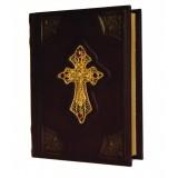 Православный молитвослов (филигрань, гранаты)