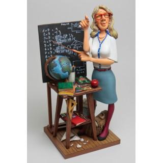 """Скульптура """"Учительница"""""""