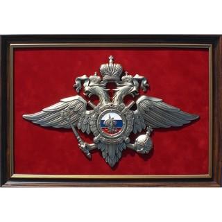 Герб Министерства внутренних дел (МВД)