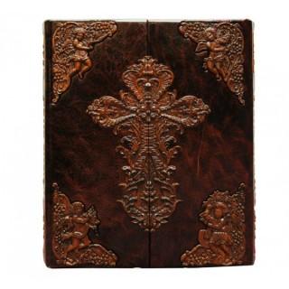 Библия в коробе иконостас-складень