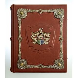 Элитная «Ювелирная Модерн» с накладкой «Дворянский герб»
