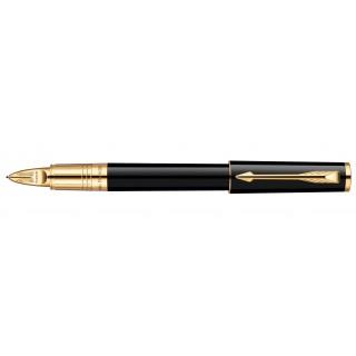 Ручка 5й пишущий узел Parker Ingenuity S F500 LaqBlack GT