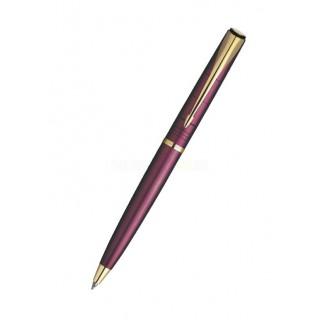 Ручка шариковая Parker Latitude Garnet Red GT,